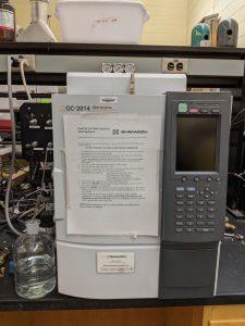 GC4 - GC-2014 (Gas Analysis)